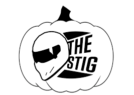lamborghini symbol drawing download a free tg pumpkin stencil top gear