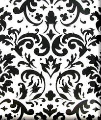 black gift wrapping paper roll damask wrapping paper