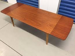 Drop Leaf Coffee Table George Tanier Drop Leaf Coffee Table Arne Vodder