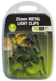 metal light clips prorep 25mm 1inch metal light clips pk 6