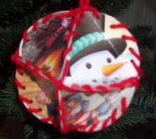 christmas craft ideas to make holiday ornaments from christmas