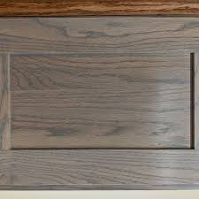 can you stain oak cabinets grey classic grey on oak sle doors
