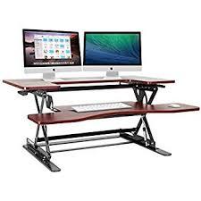 eureka ergonomic height adjustable standing desk 239 20 eureka ergonomic height adjustable standing desk converter