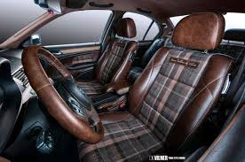 Audi Custom Interior Bmw E46 3 Series By Vilner These Bespoke Deliciously Excessive