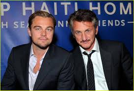 Leonardo Dicaprio Home by Leonardo Dicaprio U0026 Sean Penn Help Haiti Home Photo 2617859