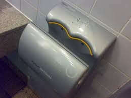 Hand Dryer Meme - using a dyson hand dryer is like setting off a viral bomb in a