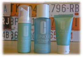 Clinique Skin Care Reviews Empties Clinique 3 Step Anti Blemish Solutions Touchscreens