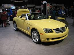 chrysler conquest yellow chrysler crossfire u2013 wikipédia a enciclopédia livre