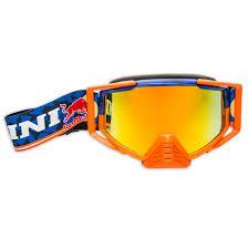 kini motocross gear kini red bull goggle competition navy orange 2017 maciag offroad