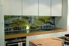 idee credence cuisine revetement mural cuisine credence revetement mural cuisine