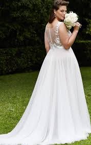 wedding dresses for plus size woman pluslook eu collection