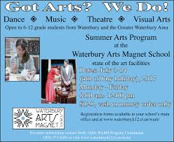 waterbury arts magnet