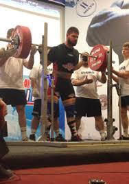 145 Bench Press Athlete Profile Usa Powerlifting Wisconsin
