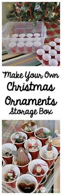 25 unique ornament storage box ideas on ornament