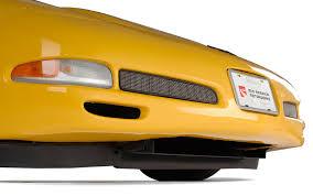 c5 corvette front spoiler c5 corvette 1997 2004 big air dam corvette mods
