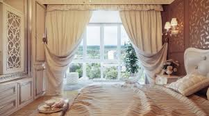 Swag Curtains For Living Room Dazzling Swag Curtains For Living Room From White Faux Silk