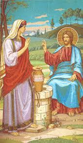 samaritan woman equal to the apostles st photina questions