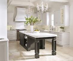 pictures of white kitchen cabinets with island white kitchen cabinets with a grey island omega