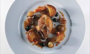 cuisiner des perdreaux de chasse rôti en cocotte par alain ducasse