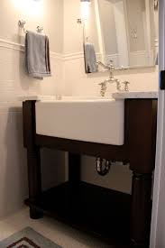 Kids Bathroom Vanities The Granite Gurus Faq Friday Farmhouse Sink In The Bathroom