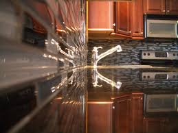Stainless Steel Kitchen Backsplashes Decor Stainless Steel Sinks With Graff Faucets And Peel And Stick