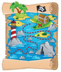 children s treasure map wall mural wall murals and children s children s treasure map wall mural