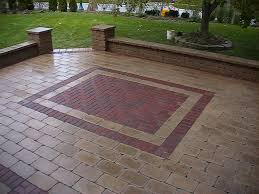 Brick Patio Design Patterns by Brick Designs For Patios Brick Patio Patterns Edging Recognizing