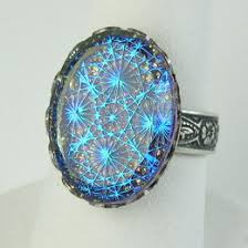 blue opal engagement rings opal ring ideas collections