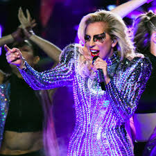 lady gaga super bowl 2017 popsugar fashion