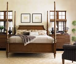 Bed Frame Post by Versatile Four Poster Bed From Lexington Furniture Converts To