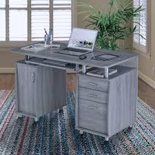 dark brown computer desk dark brown computer desk wayfair