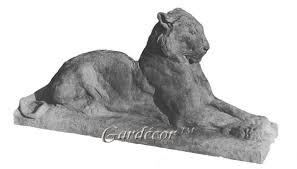 lioness sculpture lioness statue lion statues