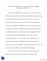 we all recognize that the law and society principles of sociology lecture notes docsity