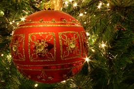 charming decorations on decor with ornaments