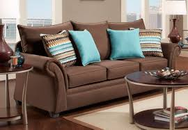 At Home Furniture Sofa Set Chelsea Home Jayne Sofa Set Jitterbug Cocoa Chf 471560 Sofa Set