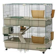 gabbie per conigli nani usate offerta vendo gabbia 2 piani per conigli roditori