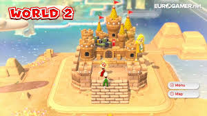 Super Mario World Level Maps by Every Known World And Named Level In Super Mario 3d World U2013 Mario
