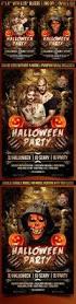25 best ideas about halloween party flyer on pinterest