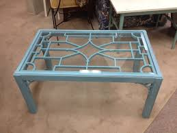 Painting Coffee Tables Sensible Redesign Chippendale Coffee Table