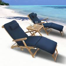 Outdoor Chaise Lounge Chair Chaise Lounges Steamer Lounge Chair Cushions Coral Coast Dorado