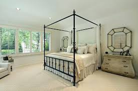 Wrought Iron Canopy Bed Canopy Wrought Iron Bed Image Of For Wrought Iron Canopy Bed King