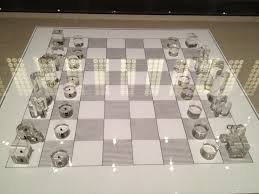 chess sets chess sets at the pma treachery of words