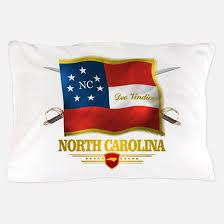 North Carolina travel pillows images Civil war bedding cafepress jpg