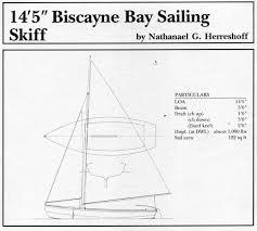 sailing skiff plans biscayne bay sailing skiff goat island skiff