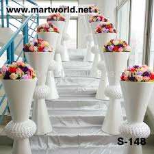 Pillars And Columns For Decorating 2017 Sale Factory Price Glass Fiber Pillars For Wedding