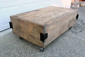 Industrial Cart Coffee Table Factory Cart Coffee Table U2014 2owls1nest