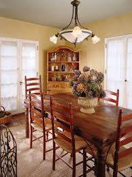 Dining Room Decor Ideas Pictures Small Country Dining Room Decor With Design Hd Pictures 152910