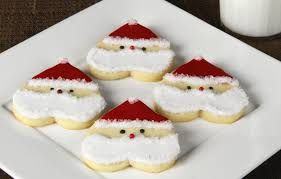 five delicious looking themed cookies