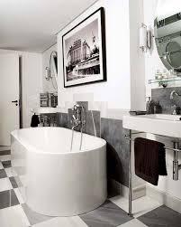 art deco tiles bathroom