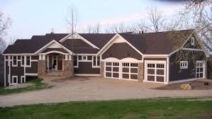 brown craftsman style house with white trim angie u0027s list